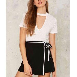 Solemio | Wrap Skirt